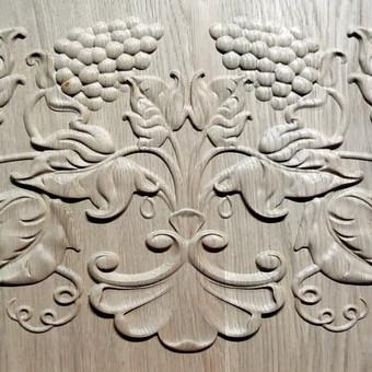 """Drožiniai, dekorai baldams ir durims / UAB """"Medžio raštai"""" / Darbų pavyzdys ID 323009"""