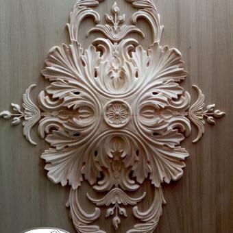 """Drožiniai, dekorai baldams ir durims / UAB """"Medžio raštai"""" / Darbų pavyzdys ID 323025"""
