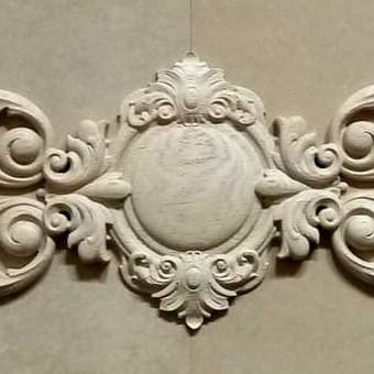 """Drožiniai, dekorai baldams ir durims / UAB """"Medžio raštai"""" / Darbų pavyzdys ID 323035"""