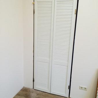 Durys, laiptai, staliu gaminiai. / Andrius Tomelis / Darbų pavyzdys ID 323449
