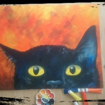 Paveikslų tapyba, Kaunas / Jovita Jaudzemiene / Darbų pavyzdys ID 323455