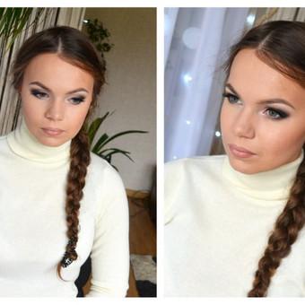 """""""Silvija MUA Make Up & Hairstyles""""  - MAKIAŽAI ir ŠUKUOSENOS / Silvija / Darbų pavyzdys ID 323503"""