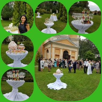 Įvairios paslaugos vestuvems / Eglė / Darbų pavyzdys ID 323663