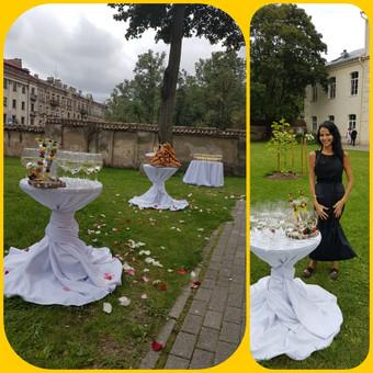 Įvairios paslaugos vestuvems / Eglė / Darbų pavyzdys ID 323699