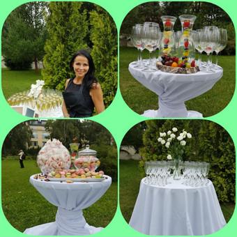 Įvairios paslaugos vestuvems / Eglė / Darbų pavyzdys ID 323761