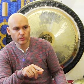 Jogos ir gongų užsiėmimai įmonėms / Vyrenijus Andrijauskas / Darbų pavyzdys ID 323817