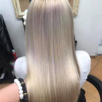 Kirpėjas, meistras, plaukų stilistas / Nijole Klimaviciene / Darbų pavyzdys ID 324467