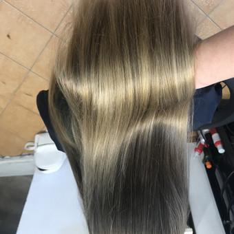 Kirpėjas, meistras, plaukų stilistas / Nijole Klimaviciene / Darbų pavyzdys ID 324471