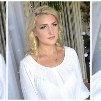 """""""Silvija MUA Make Up & Hairstyles""""  - MAKIAŽAI ir ŠUKUOSENOS / Silvija / Darbų pavyzdys ID 324477"""