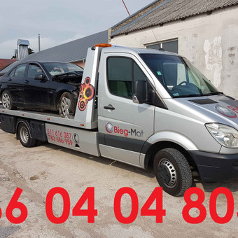 Tralas Vilniuje, Technine pagalba kelyje / 777 kelyje.lt / Darbų pavyzdys ID 324821