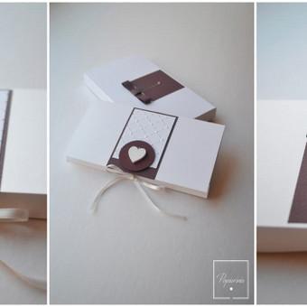 Atvirukas dėžutėje. Dydis - 180 x 110.