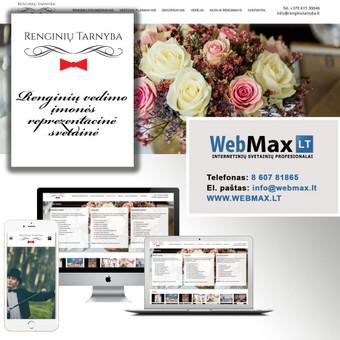 Internetinių projektų kūrimas / Mantas / Darbų pavyzdys ID 324839