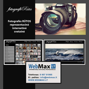 Internetinių projektų kūrimas / Mantas / Darbų pavyzdys ID 324855