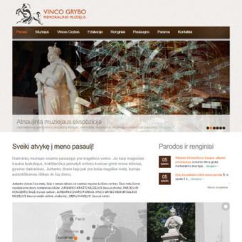 Interneto svetainių kūrimas, priežiūra ir palaikymas / Mindaugas Daraškevičius / Darbų pavyzdys ID 324905
