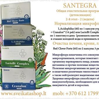 Prekyba Santegros maisto papildais / Alla Nekrasova / Darbų pavyzdys ID 325073