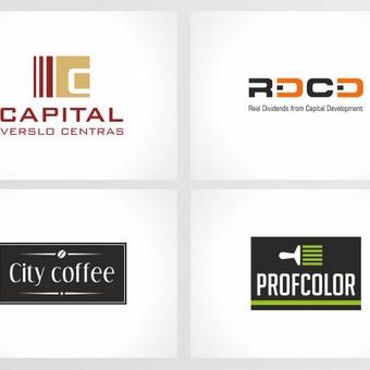Grafikos dizainerė - logotipų kūrimas, skrajutės, vizitinės / Agnietė Suknelevičienė / Darbų pavyzdys ID 325507