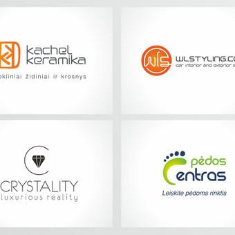Grafikos dizainerė - logotipų kūrimas, skrajutės, vizitinės / Agnietė Suknelevičienė / Darbų pavyzdys ID 325509