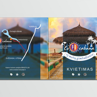 Grafikos dizainerė - logotipų kūrimas, skrajutės, vizitinės / Agnietė Suknelevičienė / Darbų pavyzdys ID 325535