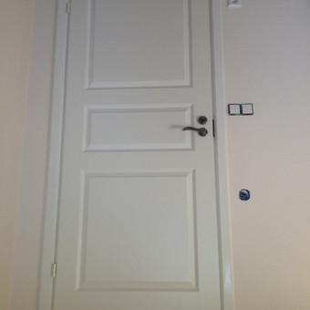 Durys, laiptai, staliu gaminiai. / Andrius Tomelis / Darbų pavyzdys ID 326653