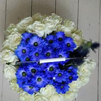 Nuotaikingos gėlės / Aleksandra Kiseliovienė / Darbų pavyzdys ID 326843