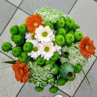 Nuotaikingos gėlės / Aleksandra Kiseliovienė / Darbų pavyzdys ID 326853