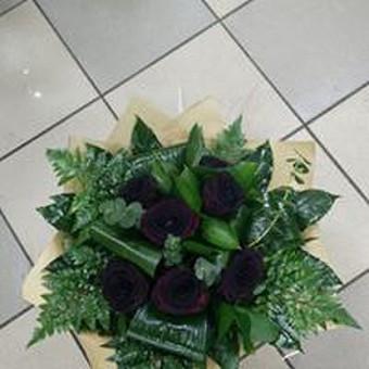 Nuotaikingos gėlės / Aleksandra Kiseliovienė / Darbų pavyzdys ID 326857