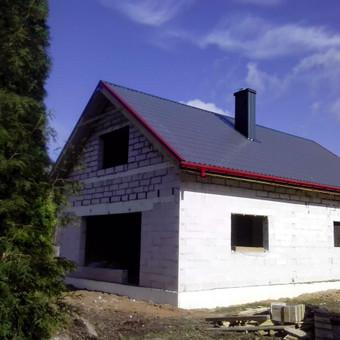 Statybos darbai Panevėžyje / Alvydas / Darbų pavyzdys ID 326877