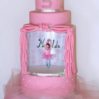 Tortai ir desertai Jūsų šventiniam stalu / Erika / Darbų pavyzdys ID 327055