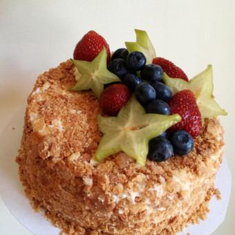 Tortai ir desertai Jūsų šventei / Erikos saldumynai / Darbų pavyzdys ID 327075