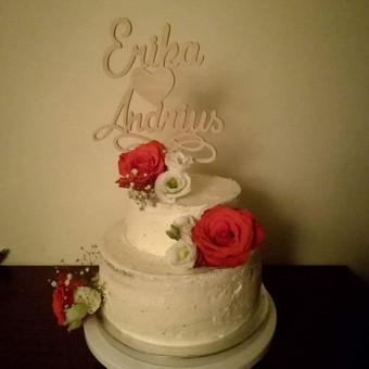 Tortai ir desertai Jūsų šventei / Erikos saldumynai / Darbų pavyzdys ID 327083