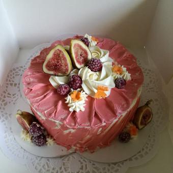 Tortai ir desertai Jūsų šventiniam stalu / Erika / Darbų pavyzdys ID 327091