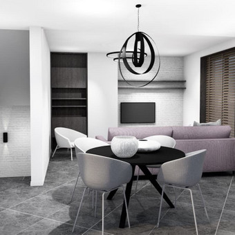 Casa-nova interjero dizainas ir projektavimas / Casa-nova Interjero dizainas / Darbų pavyzdys ID 327889