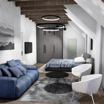 Casa-nova interjero dizainas ir projektavimas / Casa-nova Interjero dizainas / Darbų pavyzdys ID 327895
