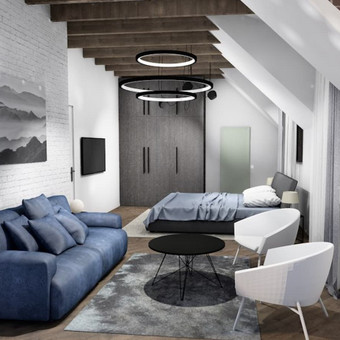 Casa-nova interjero dizaino studija / Casa-nova Interjero dizainas / Darbų pavyzdys ID 327895