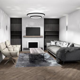 Casa-nova interjero dizainas ir projektavimas / Casa-nova Interjero dizainas / Darbų pavyzdys ID 327897