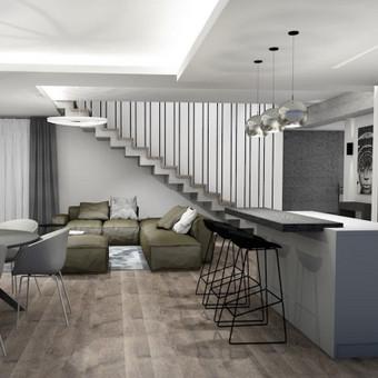Casa-nova interjero dizainas ir projektavimas / Casa-nova Interjero dizainas / Darbų pavyzdys ID 327903
