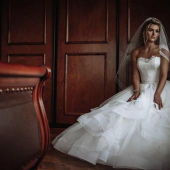 Vestuvių kainos apie 600e už 8 val / Agata Studio / Darbų pavyzdys ID 328431