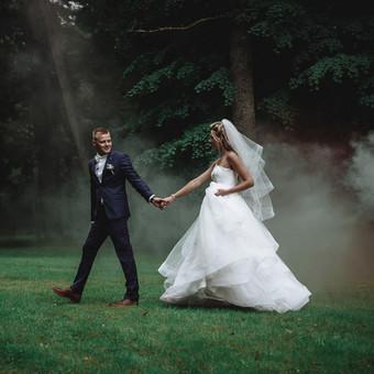 Vestuvių kainos apie 600e už 8 val / Agata Studio / Darbų pavyzdys ID 328433