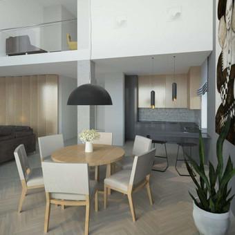 Interjero dizaino projektai / Agnė K. / Darbų pavyzdys ID 328741