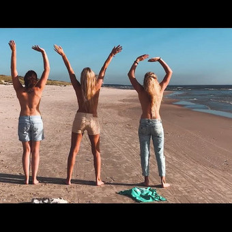Beach party 2017 Aftermovie | Skydive Klaipėda