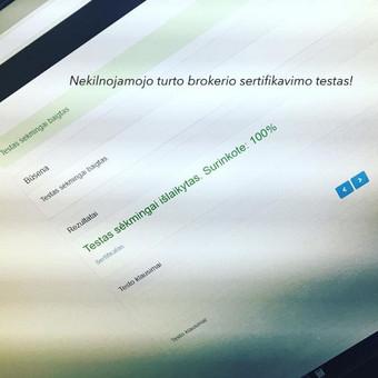 NT brokerė! 5 metų patirtis NT srityje! Kaunas / Sandra Klimaitė / Darbų pavyzdys ID 328809