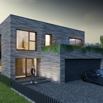 Architektūra / Dizainas / Statybos teisė / 2mm architektai / Darbų pavyzdys ID 328879