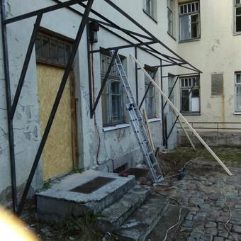 Suvirinimo darbai Klaipėda, Suvirintojas / Mindaugas Žanndaras / Darbų pavyzdys ID 329483