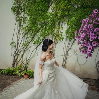 Vestuvinių ir proginių suknelių siuvėja Vilniuje / Oksana Dorofejeva / Darbų pavyzdys ID 330211