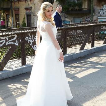 Vestuvinių ir proginių suknelių siuvėja Vilniuje / Oksana Dorofejeva / Darbų pavyzdys ID 330227