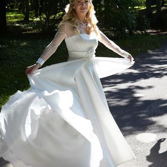 Vestuvinių ir proginių suknelių siuvėja Vilniuje / Oksana Dorofejeva / Darbų pavyzdys ID 330229