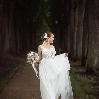 Vestuvinių ir proginių suknelių siuvėja Vilniuje / Oksana Dorofejeva / Darbų pavyzdys ID 330237