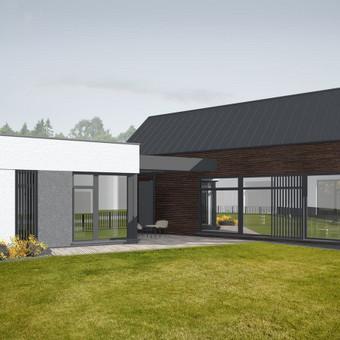 Architektai / Erdvės architektūra / Darbų pavyzdys ID 330697