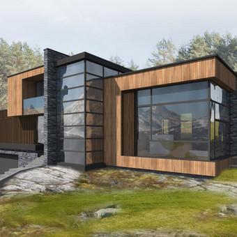 Architektai / Erdvės architektūra / Darbų pavyzdys ID 330699