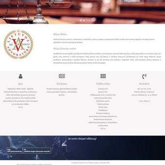 #1 Interneto svetainių, bei parduotuvių kūrimas,  SEO / Jonas Urbonas / Darbų pavyzdys ID 330723